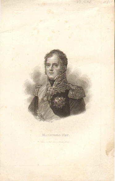 krieg württemberg frankreich 1816